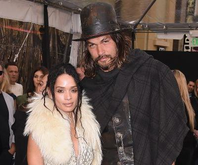 Lisa Bonet and Jason Momoa are officially married