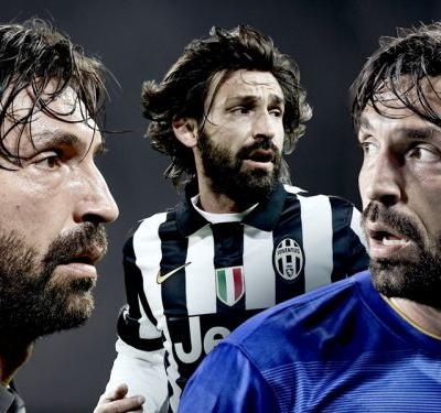 Farewell Andrea Pirlo, football's last artist in an era of athletes