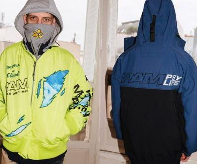 P.A.M. Highlights a Slew of Lurid Graphics in Latest FW19 Lookbook