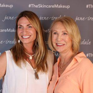Berkshires Beauties: Jane Iredale & Heather Thomson