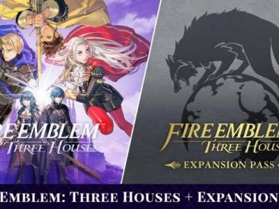 Fire Emblem: Three Houses Getting Four Waves of DLC
