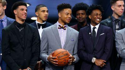 NBA Draft winners and losers: Sixers 'Trust the Process,' Phil Jackson loses any trust he had left