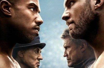 Creed 2 Poster Will Get You Pumped for the Fight of the