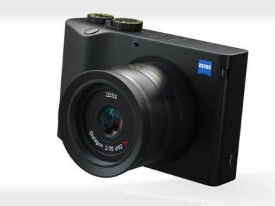 ZX1: Zeiss' First Full-Frame Camera Has Lightroom Built In