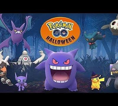 Pokemon Go Halloween 2017 Event: What to Look For