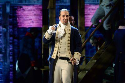 Lin-Manuel Miranda Is Getting Celebrities to Sing Hamilton, and We Love It So Much
