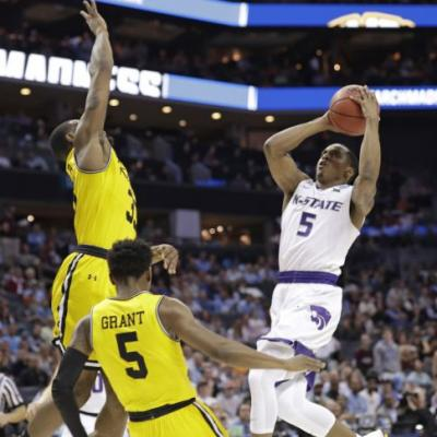 Kansas State advances to the Sweet 16 with victory over UMBC