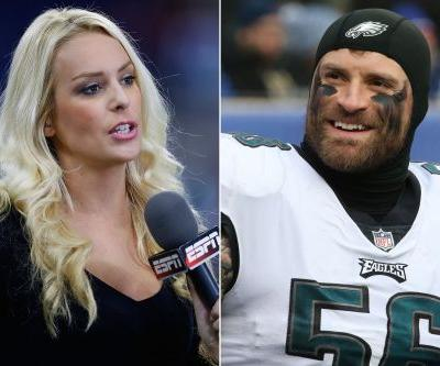 Britt McHenry blasts Chris Long over Eagles salary donation