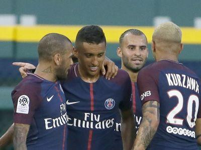 Roma 1-1 Paris Saint-Germain : Les Parisiens open ICC with shootout victory