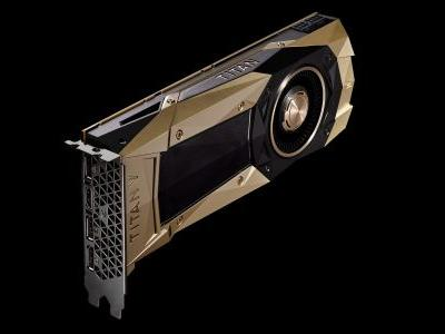 Nvidia's Titan V is the most powerful graphics card ever, uses next-gen Volta tech