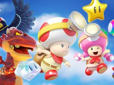 Captain Toad: Treasure Tracker gets a free co-op update today
