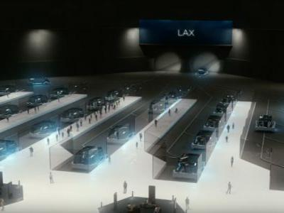 Elon Musk details his plan to rid LA of traffic with $1 rides on the Boring Co. 'Loop'