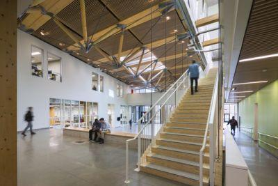 University of Massachusetts Amherst Design Building / Leers Weinzapfel Associates