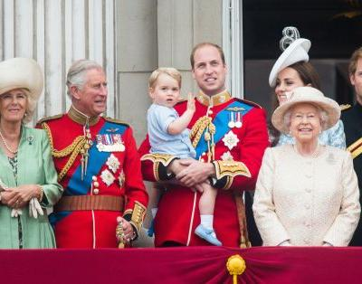 """What Is """"The Firm""""? The Royal Family's Nickname Has A History"""