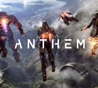 Anthem arrives on EA Access and Origin