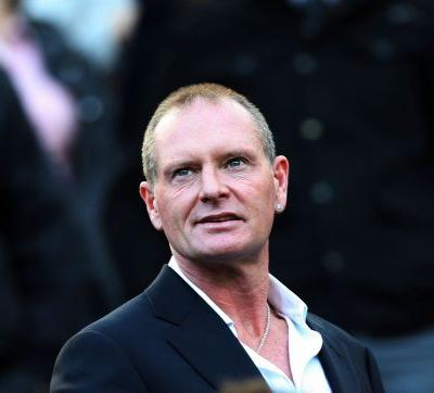 Former England player Paul Gascoigne charged with sexually assaulting a woman on train