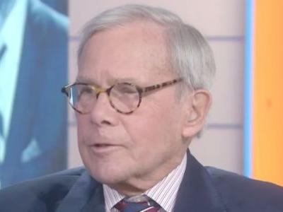 Tom Brokaw: Perhaps GOP Senators Who Don't 'Recall' 'Sh*thole' Comments Should Get Hearing Aids