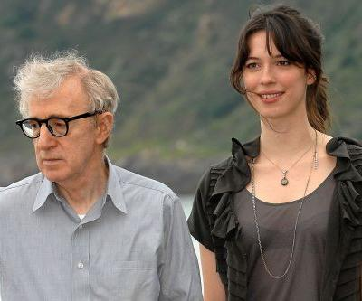 Rebecca Hall donates salary from Woody Allen movie to Time's Up
