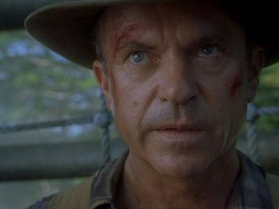The Jurassic Park Moment That Made Sam Neill Feel Really Famous
