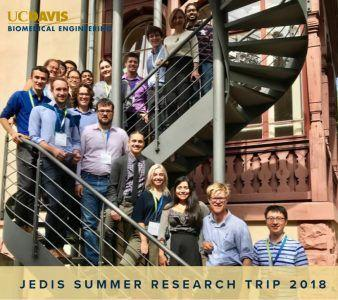 UC Davis BME students learn in Germany