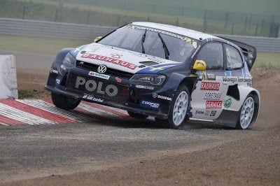 World Rallycross Championship all-electric in 2020