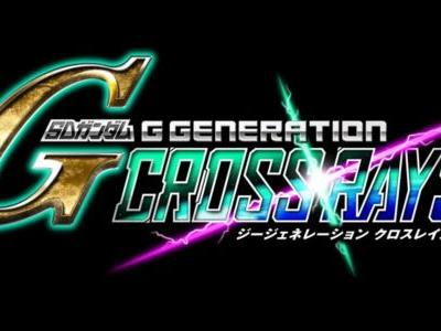SD Gundam G Generation Cross Rays announced for Switch, PlayStation 4 and Steam