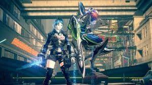 Astral Chain Supports Local Multiplayer, But You Must Fight As One