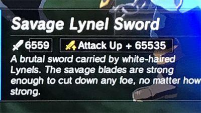 Breath Of The Wild Player Obtains Glitched Sword That One-Shots Everything