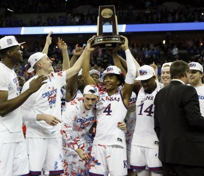 Kansas heads into college basketball season as early favorite