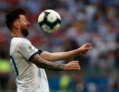 Copa America starts anew in quarters, says Argentina's Messi