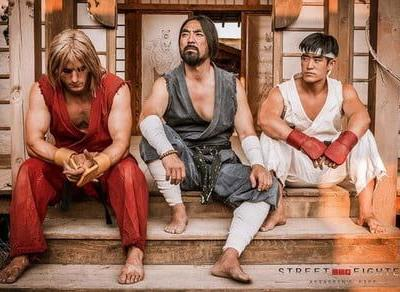 New Street Fighter TV show in development from 'Assassin's Fist' web series
