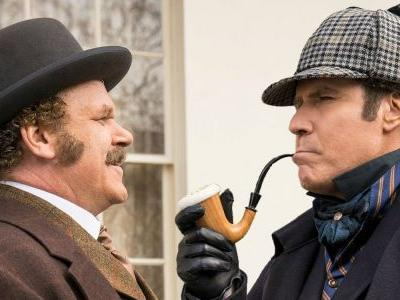 Holmes & Watson: Will Ferrell & John C. Reilly are 'Holmies' in First Poster