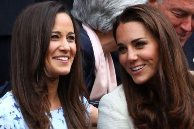 Kate Middleton Worried Pippa's Future Brother-in-Law Will Ruin Wedding!