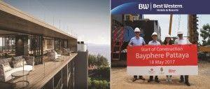 Best Western Hotels & Resorts breaks ground on exciting new upscale hotel in Pattaya