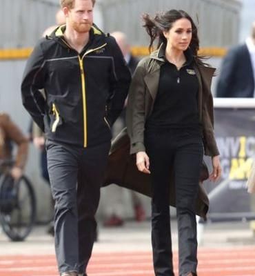 Meghan Markle & Prince Harry Might Visit The U.S. & I'm So Pumped