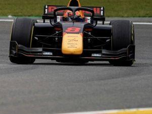 Jehan Daruvala 19th In F2 Round 7 Feature Race At Spa