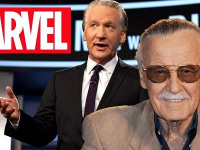 POW! Entertainment Responds to Bill Maher Insulting Stan Lee & Superhero Fans