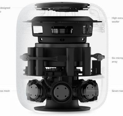 HomePod Component Costs Estimated at $216