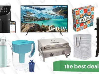 Friday's Best Deals: Azul, Laundry Hampers, Samsung UHD TVs, and More