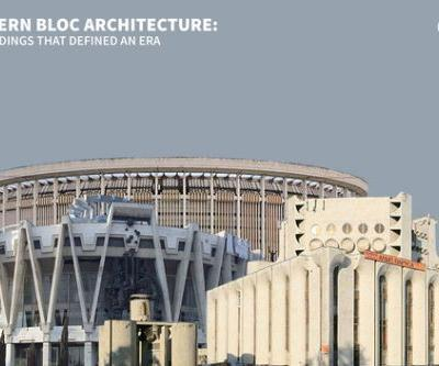 Eastern Bloc Architecture: Culture & Leisure