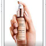 BareMinerals Is Launching an App That Will Custom Make a Foundation For You