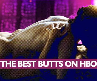 The 10 Best Butts On HBO