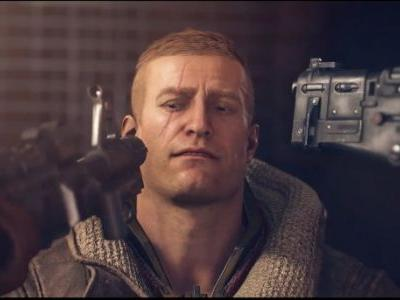 Wolfenstein II: The New Colossus Hits Switch In June