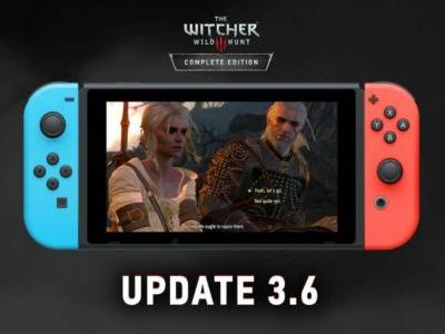 """""""The Switcher"""" improves: Witcher 3 reduces blur, now works with Steam, GOG"""