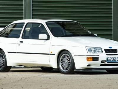 This Low-Mileage, Mint-Condition Ford Sierra Cosworth RS500 Will Set A New Six-Figure Price Record