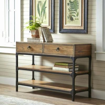 49 Awesome Small Rustic Console Table Pictures
