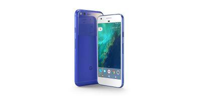 The Really Blue Pixel and Pixel XL are now available through EE in the U.K