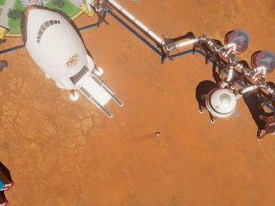 Surviving Mars Now Available on PC, PS4 and Xbox One