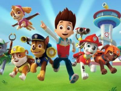 PAW Patrol Game Coming to PlayStation 4 Later This Year