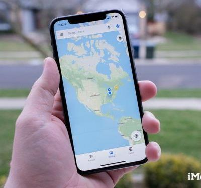 Google Maps app for iOS now allows you to report driving incidents